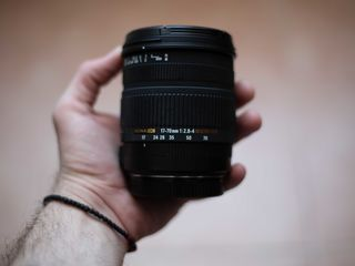 Sigma 17-70mm 2.8-4.0 Stabilizator (Canon)