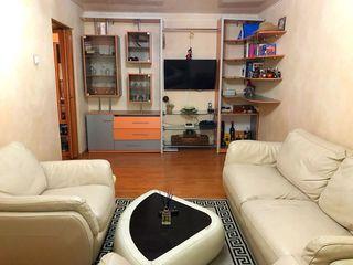 Ciocana! Apartament cu 2 odai, incalzire autonoma, mobilat, 53 m.p.. Pret 52 000 €