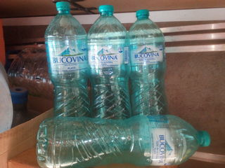 Sticle 2 litri curate