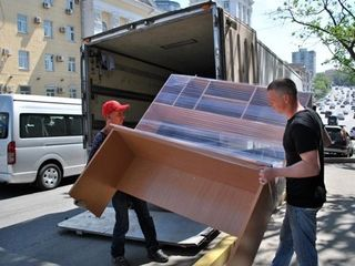 Организация офисных переездов