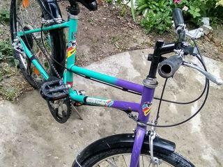 Детский и женский велосипед из Европы
