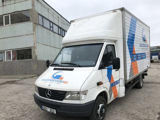 Transportari de marfuri Chisinau