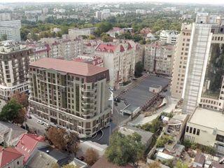 "Apartamente cu 3 odai in noul complex ""Estate Palace"" amplasat in Centrul capitalei!"