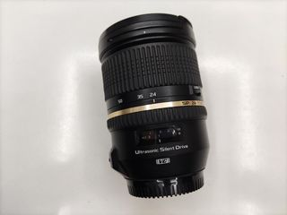 Tamron SP 24-70mm f2.8 VC USD для Canon - 320 евро!