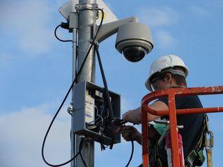 Ремонт систем видеонаблюдения