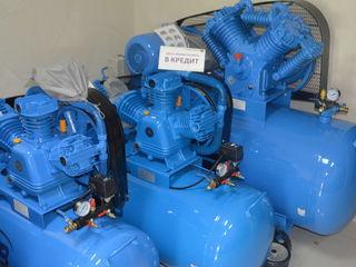 Воздушный компрессор MZB V-0.36/8 (S) (1 год гарантии)