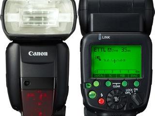 Canon 600ex RT.