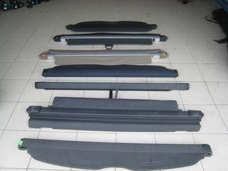 Шторки в багажник б/у, Renault,Dacia,,VW,Volvo,Audi,Qashqai
