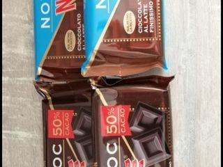 Ciocolata Novi. Italia. 150 gr.