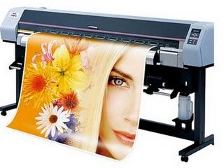 Imprimare pe format mare: billboard-uri, bannere, foto standuri.