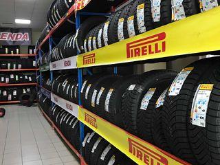 Шины бренда Pirelli. Anvelope Pirelli. Vara/Лето