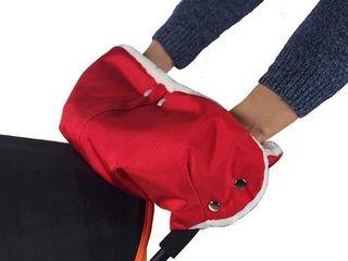 Mănuși pentru mânerul căruciorului