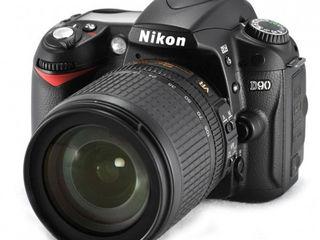 Фотоаппарат Nikon D90 18-105VR Kit