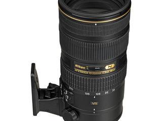 Nikon 70-200mm F2,8 VR II garantia extinsa oficial 3 ani!