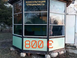 срочно!!продается торговый ларек для торговли,размером 3м на2м,переносной,окна тонированные от света