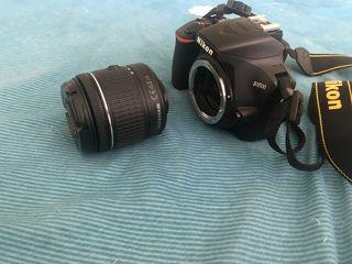 Фотоопарат Nikon D3500