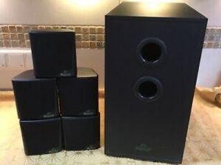 Magnat Cubus 5.1 speakers system новая немецкая система !