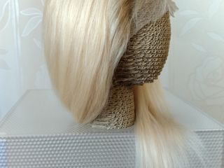 Изготовление париков producerea peruca par natural