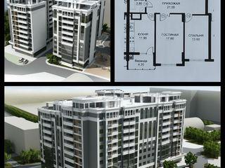 Exfactor Orhei 2 odai etajul 3