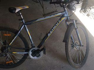 Bicicletă Azimut