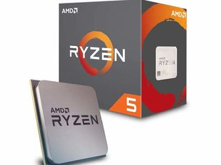 [new] AMD Ryzen 5 2600, Socket AM4, 3.4-3.9GHz (6C/12T), 16MB L3,12nm 65W, TRAY (без куллера)