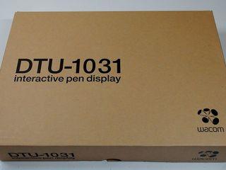 Wacom DTU-1031  in cutie nou nout sigilat