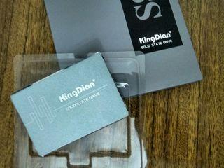 Новый SSD диск KingDian S280 120GB (RW-560/390) - 600 л.