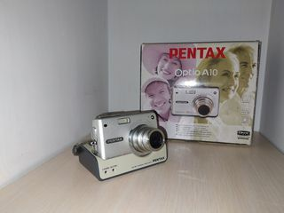 Pentax Optio A10 в хорошем состоянии