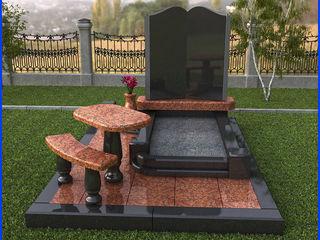 Надгробные памятники,комплексы,склепы.Проектирование,изготовление,установка.
