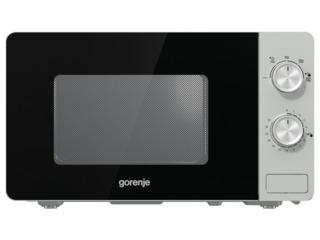 Микроволновая печь Gorenje MO17E1S Свободно стоящая/ 700 Вт/ Серебристый