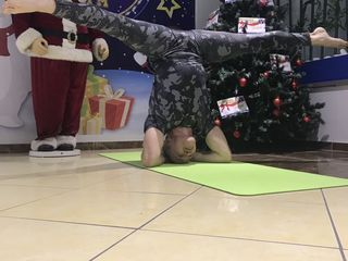 Персональные тренировки по йоги