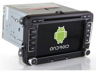 Штатная магнитола EasyGo Skoda Superb  Android