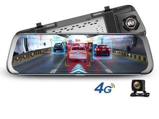 Video registratoare auto cu camere spate cu regim de filmare si parcare