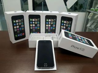 Nou! iPhone 5S 16GB/32GB New! + Cadouri