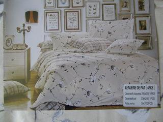 Двуспальное постельное белье - 300 леев