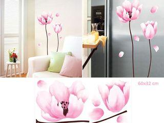 Декоративные наклейки - добавьте в интерьер красоты и разнообразия!