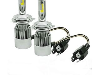 Becuri auto LED H4 H8 H9 H11  Lampi auto led лампы для авто