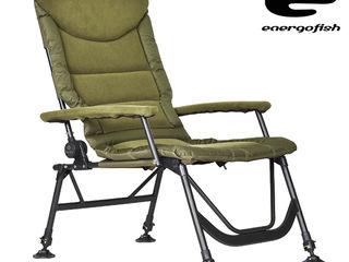 Рыболовные кресла Energofish - лучший Подарок для Рыбака !! Магазин. Быстрая доставка.