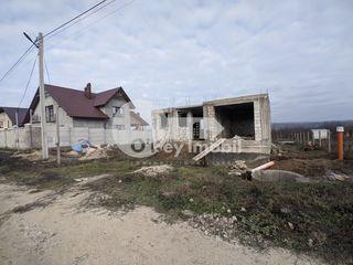 Casă + teren 5 ari, aproape de pădure, Trușeni, 28750 € !