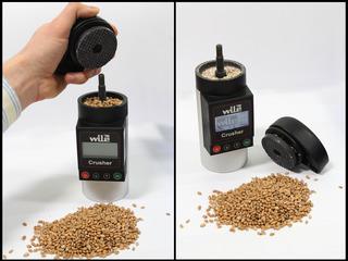 Umidometre finlandeze pentru cereale Wile - Влагомеры для зерновых!