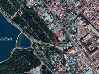 Эксклюзив! Участок в парке над озером Валя Морилор(Комсомольское озеро)