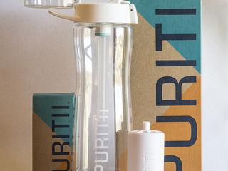 Filtru de apa portabil.Filtreaza apa din : lacuri, riuri, balti, robinete de apa nepotabila