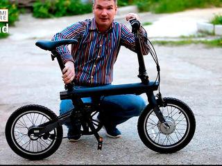 Сядь на электровелосипед Xiaomi QiCycle bike и притяни к себе все взгляды!