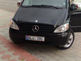 Mercedes Вито 111