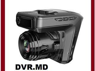 Aнтирадар+GPS+Видеорегистратор SHO-ME Combo 3 Ambarella А7