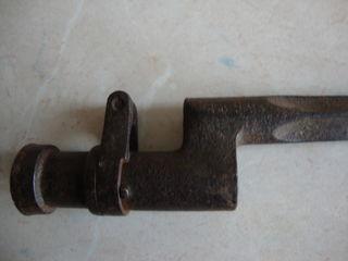 штык к винтовке мосина, клеймо nr.4899, состояние на фото, 60 euro.