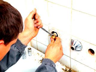 Santehnic profesional 24/24! Instalarea dusuri, cazi de baie, jacuzzi, masini de spalat rufe, vase