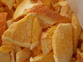Fructe liofilizate (сублимированные фрукты)