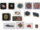Значки, медали. Изготовление значков и медалей на заказ