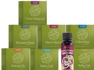 Продукты из « сибирского здоровья »